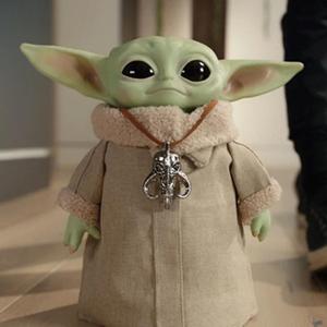 Новый интерактивный малыш Йода от Mattel — Вишлист на Wonderzine