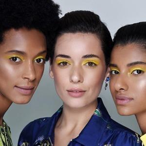 Берём на вооружение: Самые заметные макияжи Нью-Йоркской недели моды — Красота на Wonderzine
