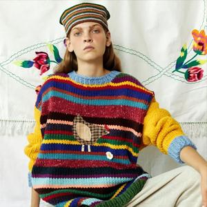 «Ялло» из Нижнего Новгорода: Очень яркие платья, панамы, свитера и многое другое — Новая марка на Wonderzine