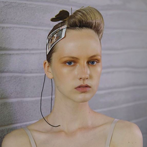 Оранжевый нюд и пастель:  5 модных макияжей на Неделе моды в Милане — Красота на Wonderzine