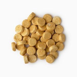 «Золотые» таблетки для чистки зубов Lush Bling! — Вишлист на Wonderzine