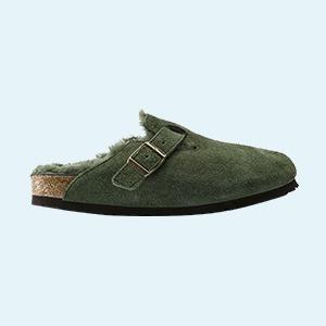 От меховых клогов до гибридных челси: 35 пар обуви на осень — Стиль на Wonderzine