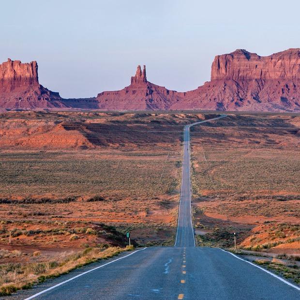 На колесах через Америку: От Чикаго  до Лос-Анджелеса