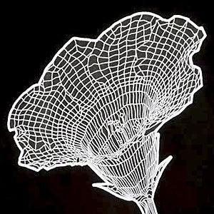 Толстовка  с 3D-цветком Christopher Kane
