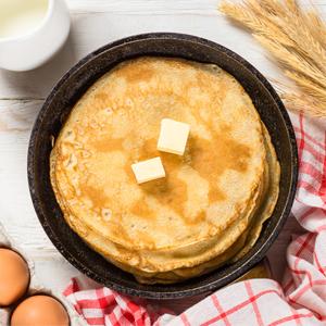 Блины, о которых мы мечтали: 25 идеальных рецептов — Еда на Wonderzine