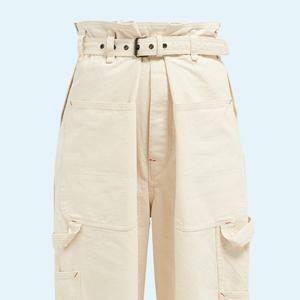 Белые джинсы на лето: 10 вариантов от простых до роскошных  — Стиль на Wonderzine