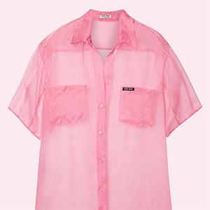 Прозрачные блузы: 10 вариантов от скромных до роковых — Стиль на Wonderzine