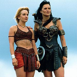 «Зена — королева воинов» и ещё 6 сериалов о бесценной женской дружбе