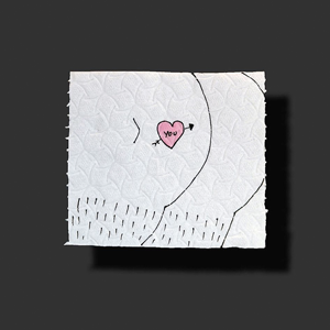 На кого подписаться: Инстаграм с рисунками на туалетной бумаге — Искусство на Wonderzine