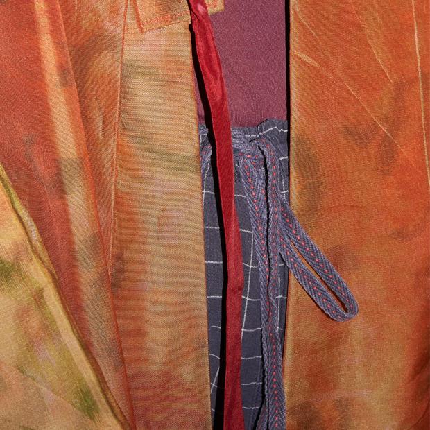 Художник и иллюстратор Юлия Попова о любимых нарядах — Гардероб на Wonderzine
