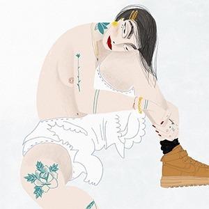 На кого подписаться: Забавные иллюстрации Евгении Страховой  — Развлечения на Wonderzine