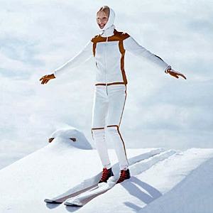 Погнали: Как начать кататься на горных лыжах — Спорт на Wonderzine