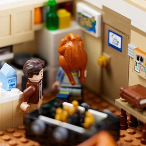Набор Lego c апартаментами из сериала «Друзья» — Вишлист на Wonderzine