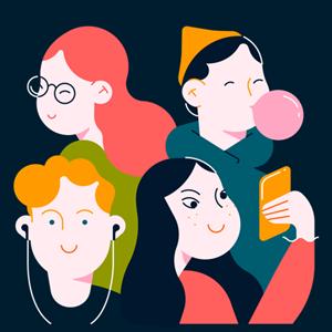 В закладки: Подкаст «Мел. Teens» о школьниках — Жизнь на Wonderzine