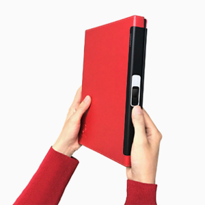 Блокнот Lockbook с доступом по отпечатку пальца — Вишлист на Wonderzine