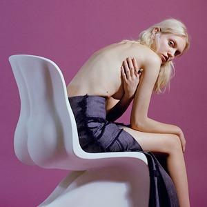 Léa Peckre: Прозрачные вещи с замысловатыми драпировками — Новая марка на Wonderzine