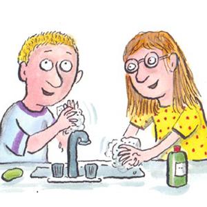 Книга для детей о новом коронавирусе — Вишлист на Wonderzine