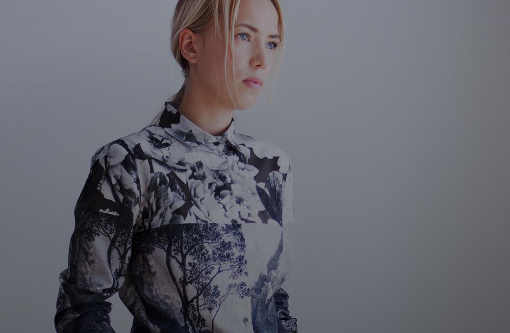 Анна Песонен, младший редактор моды финского журнала SSAW