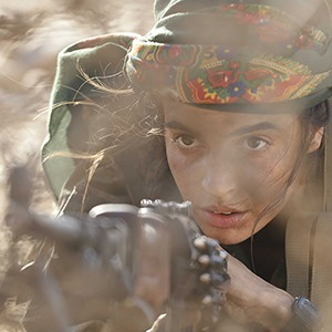 Сериал «Ничья земля»: Женские отряды против террористов — Сериалы на Wonderzine