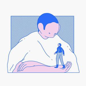 На кого подписаться: Меланхоличные иллюстрации Эвана Коэна — Развлечения на Wonderzine
