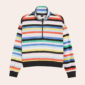 Тёплый флис: 10 кофт и курток от простых до роскошных