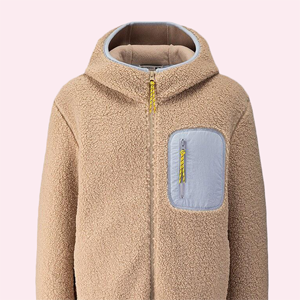 Флиска на севере: 10 тёплых флисовых курток от простых до роскошных — Стиль на Wonderzine