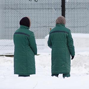 В закладки: Проект о женщинах-заключённых в России — Жизнь на Wonderzine