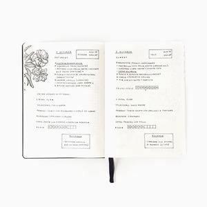 Bullet journal: Идеальный способ вести ежедневник — Жизнь на Wonderzine