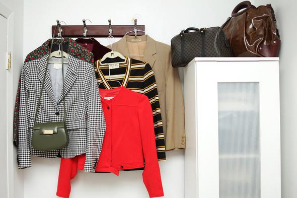 Число Пи: Нью-Йоркский стилист и ее коллекция пиджаков — Стиль на Wonderzine
