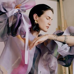 Платья-торты возвращаются: Как пышные гигантские наряды берут реванш