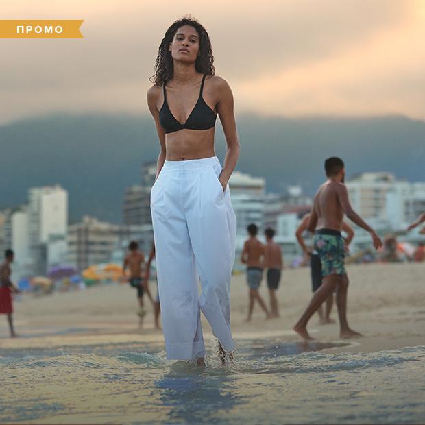 Настроение — пляж, настроение — город: без каких вещей не обойтись этим летом