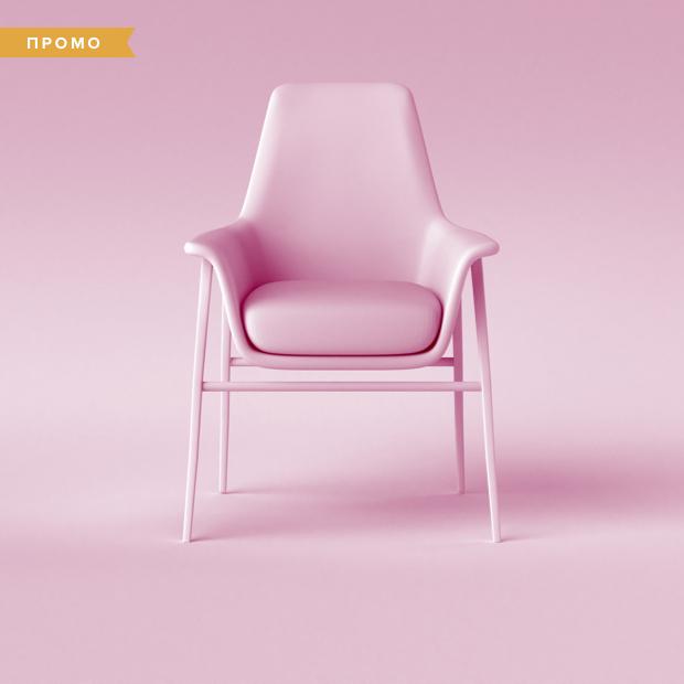 «Женщина в кресле» — Спецпроекты на Wonderzine
