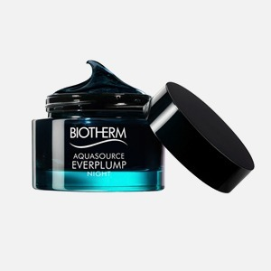 Чёрная ночная маска Biotherm Aquasource Everplump Night — Вишлист на Wonderzine