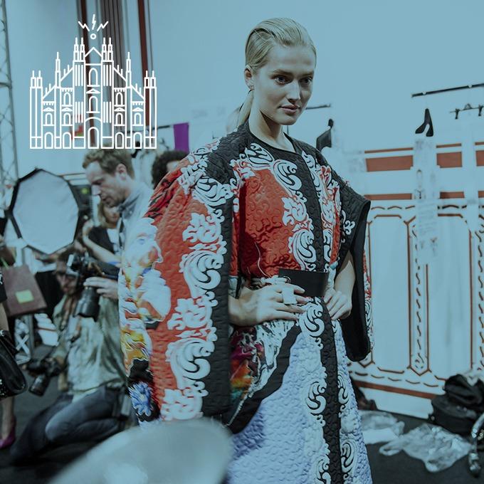 Показы Iceberg, Moschino и Versace глазами редактора Look At Me — Mfw13 на Wonderzine