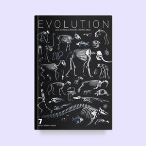 Белое на чёрном: Скелеты животных в фотоальбоме «Evolution»  — Eye Candy на Wonderzine