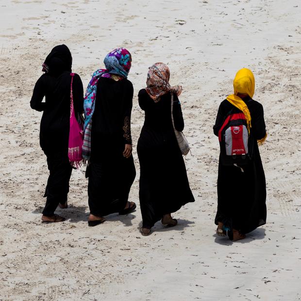 Не хиджабом единым: Как ислам уживается с феминизмом