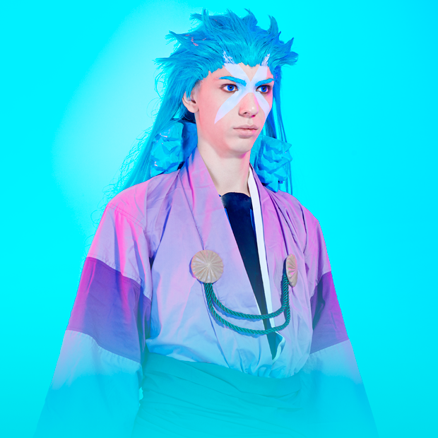Егор Марков об аниме «Bleach», страхе сцены и ледяных кристаллах  — Жизнь на Wonderzine