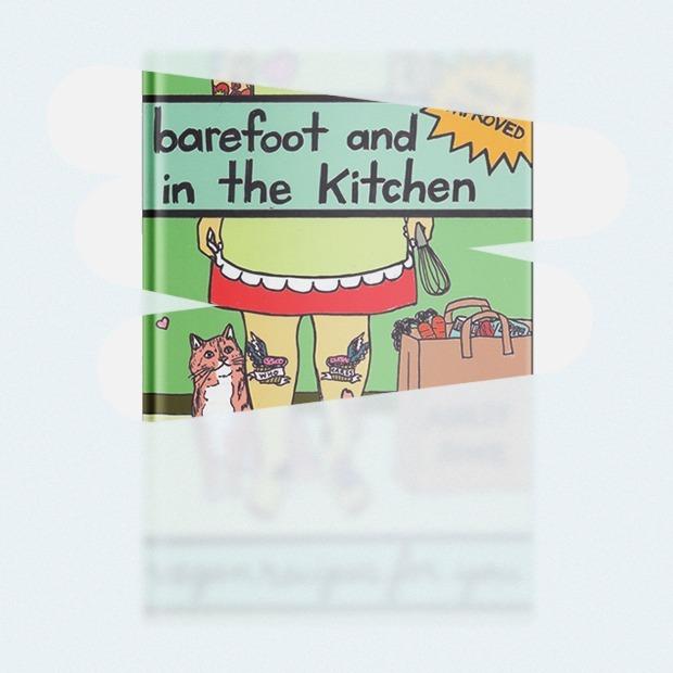 Равноправие на кухне: Кулинарные книги в подарок — Еда на Wonderzine