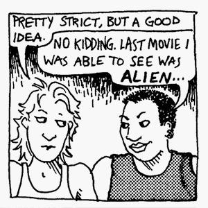 Кинопотолок: Почему тест Бекдел не работает — но это нормально — Мнение на Wonderzine