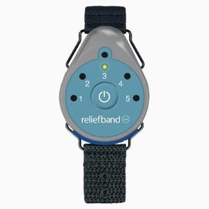 Электронный браслет от тошноты ReliefBand — Вишлист на Wonderzine
