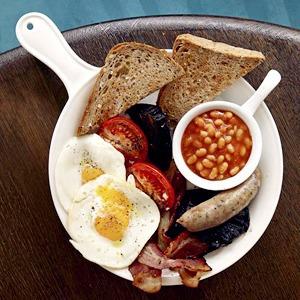 Где перекусить между модными показами в Лондоне — Еда на Wonderzine