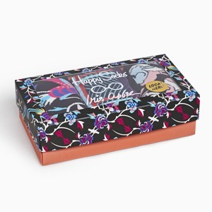 Коллекция весёлых носков Айрис Апфель для Happy Socks