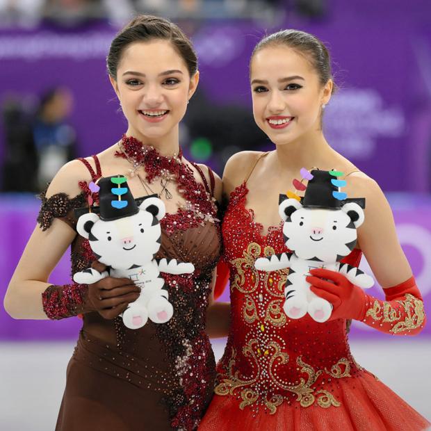 Главные достижения женщин на Олимпиаде-2018