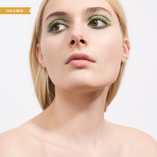 Монохромный макияж: 5 эффектных образов  — Спецпроекты на Wonderzine