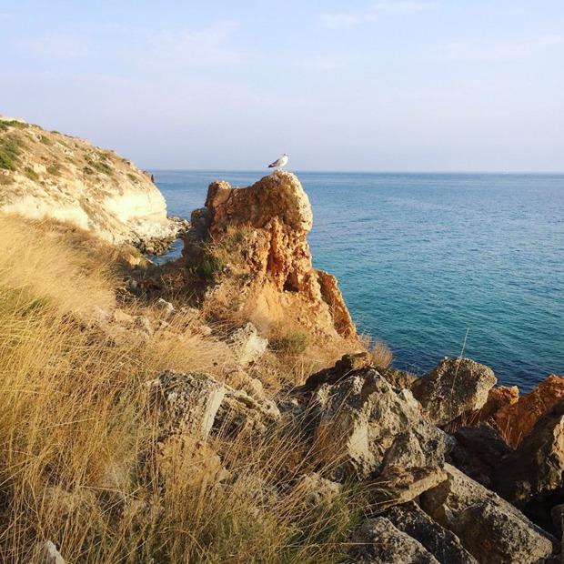 Две недели дикарём:  Как я уехала в Крым с палаткой совсем одна