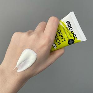 Санскрин с антиоксидантами Organic Kitchen х Don't touch my face