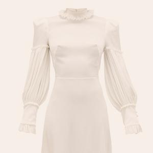 10 белых платьев:  Для свадьбы и просто так — Стиль на Wonderzine