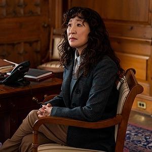 «Кафедра»: Сандра О  в комедийном сериале  о непростой университетской жизни