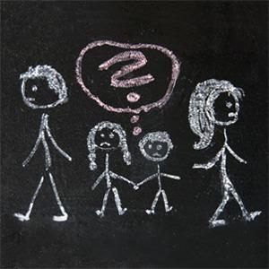 «Я всех люблю издалека»: Взрослые люди о разводе родителей  — Хороший вопрос на Wonderzine