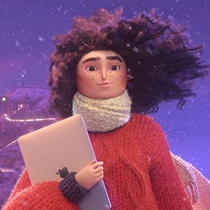 10 красивых и душевных рекламных роликов к Рождеству и Новому году